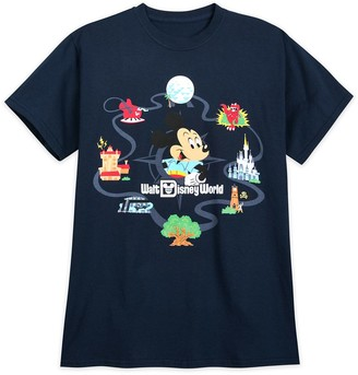 Disney Mickey Mouse Retro T-Shirt for Adults Walt World