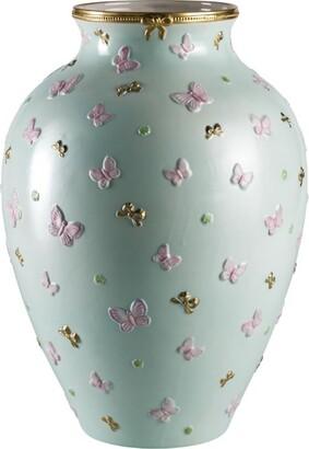 VILLARI Large Butterfly Vase (40cm)