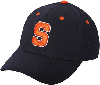 Top of the World Unbranded Syracuse Orange Youth Navy Blue Basic Logo 1Fit Hat