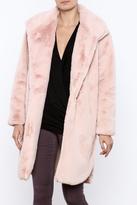 Timeless Bubblegum Coat