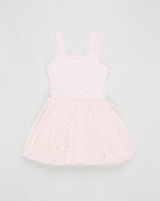 Flo Dancewear Diana Sequin Mesh Tutu Dress