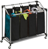 Honey-Can-Do Deluxe Quad Laundry Sorter