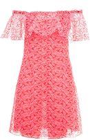 Giamba Strapless Mini Dress