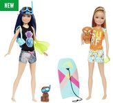 Barbie Dolphin Magic Sisters Assortment