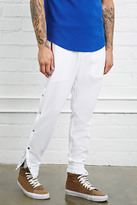 Forever 21 FOREVER 21+ Entree Button-Up Joggers