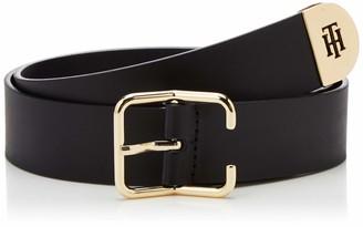 Tommy Hilfiger Women's New Buckle Belt 3.5