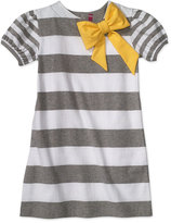 Takeout Bow Dress (Toddler & Little Girls)