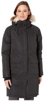 Columbia South Canyontm Down Parka (Black/Black Sherpa) Women's Coat