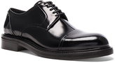 Loewe Leather Oxford Shoes
