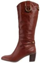 Anne Klein Womens Brenton Almond Toe Mid-calf Fashion Boots.