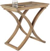 OKA Avignon Weathered Oak Side Table