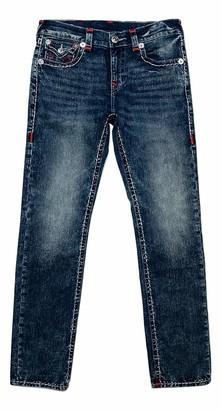 True Religion Men's Geno Slim Straight Jeans