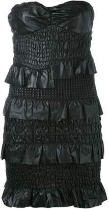 Drome strapless dress