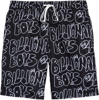 Billionaire Boys Club Billie Drawstring Waist Short