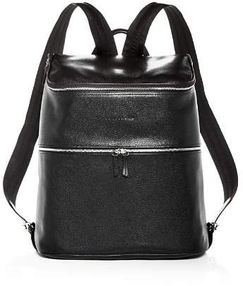 Longchamp Le Foulonné Extra Large Leather Backpack
