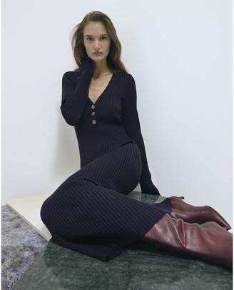 G. Label Larkin Henley Sweaterdress
