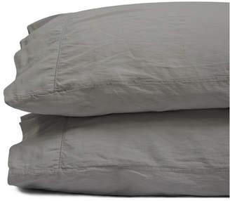 Jennifer Adams Home Jennifer Adams Relaxed Sateen King Pillowcases Bedding