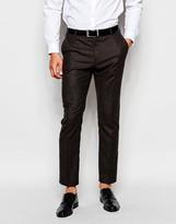 Selected Wool Pants in Slim Fit