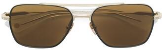 Dita Eyewear Flight Seven aviator sunglasses