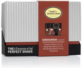The Art of Shaving 4 Elements of the Perfect Shave Mid-Size Kit, Sandalwood