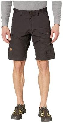 Fjallraven Barents Pro Shorts (Dark Grey/Dark Grey) Men's Shorts