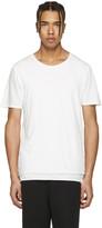 Miharayasuhiro White Distressed T-Shirt