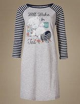 Tatty Teddy Cotton Rich Printed Nightdress