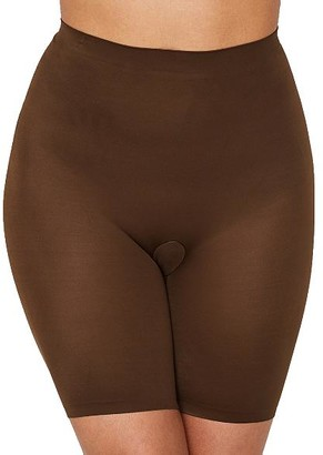 Maidenform Cover Your Bases Smoothing Mid-Thigh Shaper