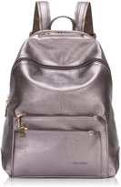 Hynes Victory Women Leather Backpack Purse Travel Shoulder Bag Daypack