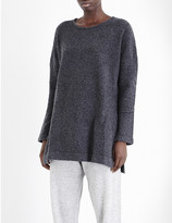 Allude Brushed knit jumper