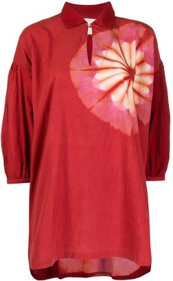 Story mfg. Relaxed Tie-Dye Top