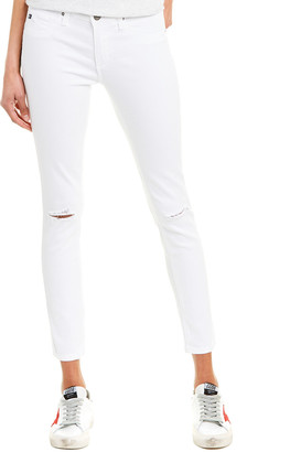 AG Jeans The Legging White Super Skinny Ankle Cut