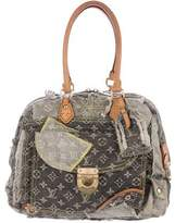 Louis Vuitton Patchwork Denim Bowly Bag