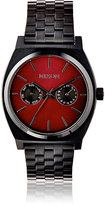 Nixon Men's Time Teller Deluxe Watch-BLACK