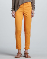 Vince Relaxed Boyfriend Trousers
