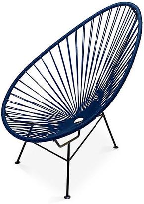 Mexa Acapulco Lounge Chair - Navy