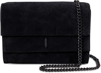 THACKER Decker Leather Crossbody Bag
