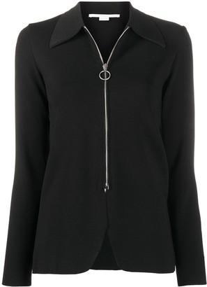 Stella McCartney Collared Zipped Jacket