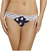 Lovable DREAMING IN ROSES BIKINI BRIEF