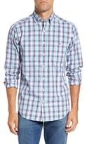 Vineyard Vines Men's 'Flounder - Tucker' Slim Fit Plaid Sport Shirt
