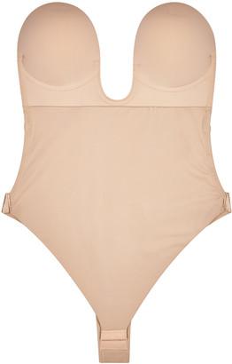 Fashion Forms U Plunge Backless Bodysuit