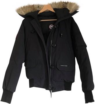 Canada Goose Chilliwack Black Polyester Coats