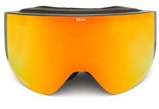 Zeal Optics Portal Xl Optimum Tpu Goggles - Green Multi