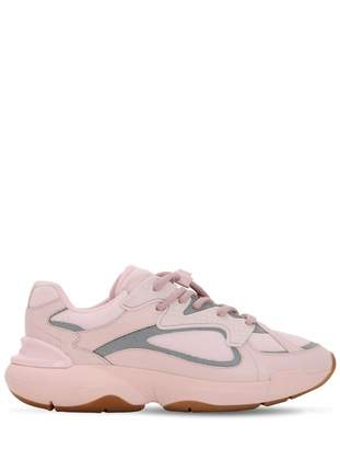 Christian Dior B24 Pink Leather Trainers