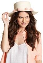 BCBGMAXAZRIA Pom Pom Hat