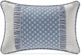 "Waterford Charlotte 12"" x 18"" Decoratice Pillow"