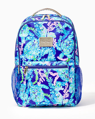 Lilly Pulitzer Cambrie Large Backpack