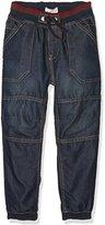 Pumpkin Patch Baby Boys 0-24m Rib Waist and Hem Jeans