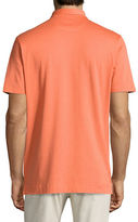 Peter Millar Collection Perfect Pique Polo Shirt, Clementine