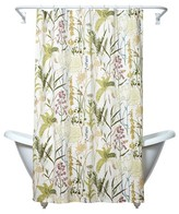 "India Ink Huntington Botanical Shower Curtain - Multi-Colored (70""x72"")"